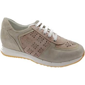 kengät Naiset Matalavartiset tennarit Calzaturificio Loren LOC3795be blu