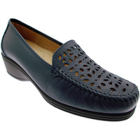 kengät Naiset Mokkasiinit Calzaturificio Loren LOK3987bl blu