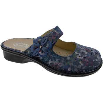 kengät Naiset Sandaalit Calzaturificio Loren LOM2709bl blu