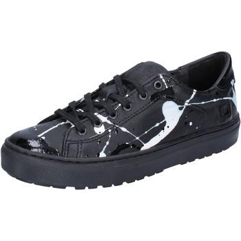 kengät Naiset Matalavartiset tennarit Date Lenkkarit AB561 Musta