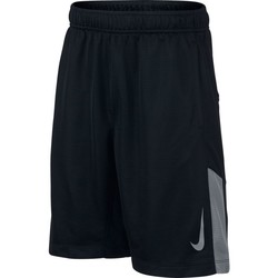 vaatteet Pojat Shortsit / Bermuda-shortsit Nike Boys'  Dry Training Shorts 892496 010 NEGRO