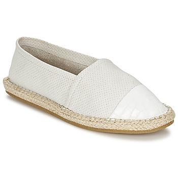 kengät Naiset Tennarit Elia B CHICA Valkoinen