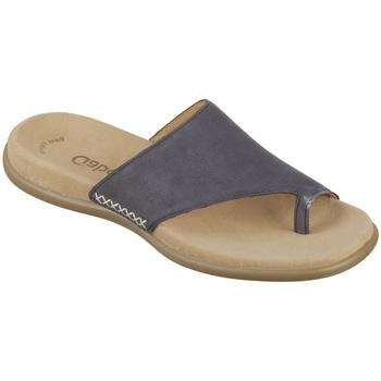 kengät Naiset Varvassandaalit Gabor 0370016 Mustat