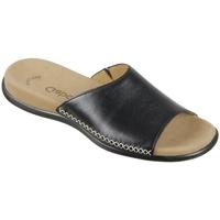 kengät Naiset Sandaalit Gabor 0370527 Mustat