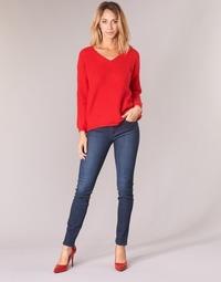 vaatteet Naiset Skinny-farkut Emporio Armani ISIWA Blue