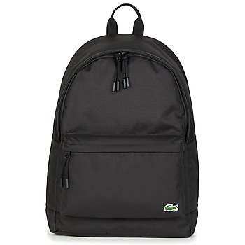 laukut Reput Lacoste NEOCROC BACKPACK Black