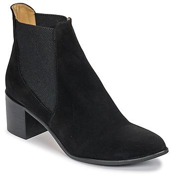 kengät Naiset Nilkkurit Emma Go GUNNAR Black