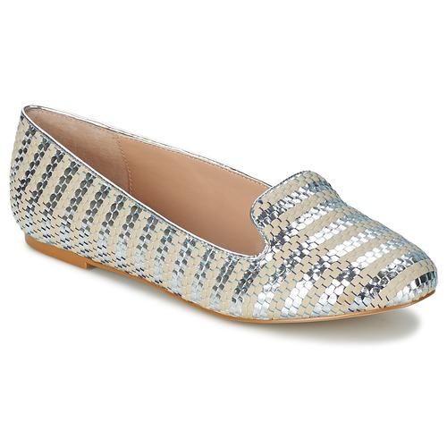 kengät Naiset Balleriinat Carvela LYCHEE Hopea