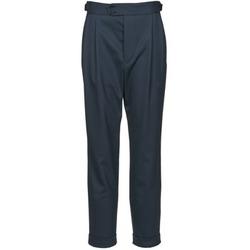 vaatteet Naiset 5-taskuiset housut Joseph DEAN Laivastonsininen