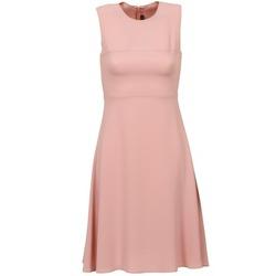 vaatteet Naiset Lyhyt mekko Joseph DOLL Vaaleanpunainen