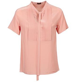 vaatteet Naiset Topit / Puserot Joseph WOODY Vaaleanpunainen