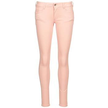 vaatteet Naiset Slim-farkut Kaporal QUINZE Pink