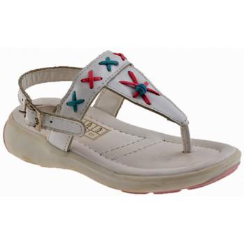 kengät Naiset Varvassandaalit Kidy  Valkoinen