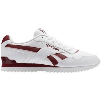 kengät Miehet Matalavartiset tennarit Reebok Sport Royal Glide Ripple Clip Valkoiset,Punainen