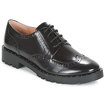kengät Naiset Derby-kengät Karston OLENDA Black