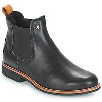 kengät Naiset Bootsit Panama Jack GIORDANA Musta
