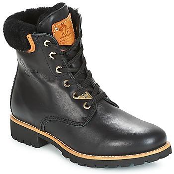 kengät Naiset Bootsit Panama Jack PANAMA Black