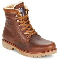 kengät Miehet Bootsit Panama Jack PANAMA Brown