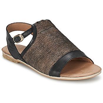 kengät Naiset Sandaalit ja avokkaat Coqueterra CRAFT Black