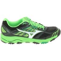 kengät Miehet Juoksukengät / Trail-kengät Mizuno Wave Mujin 4 Noir Vert Musta