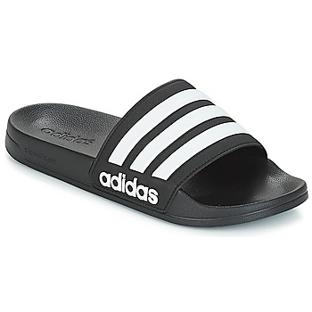 kengät Rantasandaalit adidas Performance ADILETTE SHOWER Black