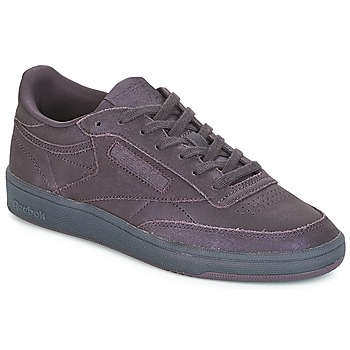 kengät Naiset Matalavartiset tennarit Reebok Classic CLUB C 85 Violet