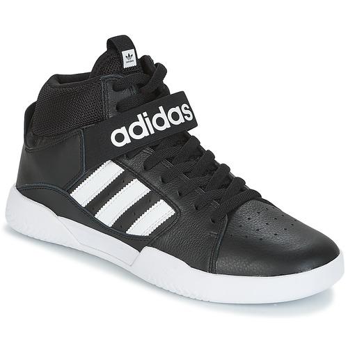 kengät Miehet Korkeavartiset tennarit adidas Originals VARIAL MID Black