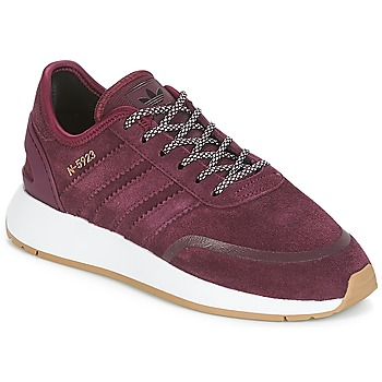 kengät Lapset Matalavartiset tennarit adidas Originals N-5923 J Bordeaux