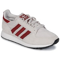 kengät Matalavartiset tennarit adidas Originals OREGON Beige / Red