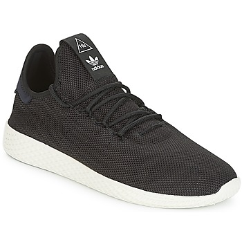 kengät Miehet Matalavartiset tennarit adidas Originals PW TENNIS HU Black