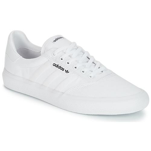 kengät Matalavartiset tennarit adidas Originals 3MC White