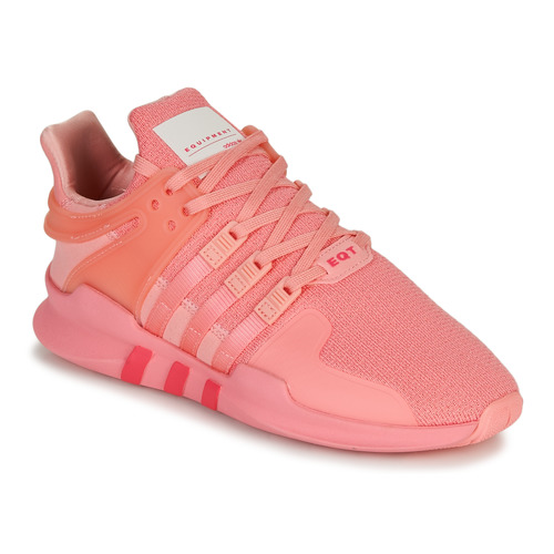 lowest price 5b662 9b94d kengät Naiset Matalavartiset tennarit adidas Originals EQT SUPPORT ADV W  Pink