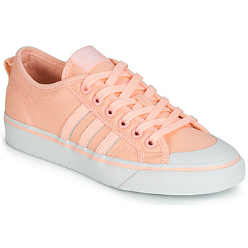 separation shoes 93c63 1f5df kengät Naiset Matalavartiset tennarit adidas Originals NIZZA W Pink