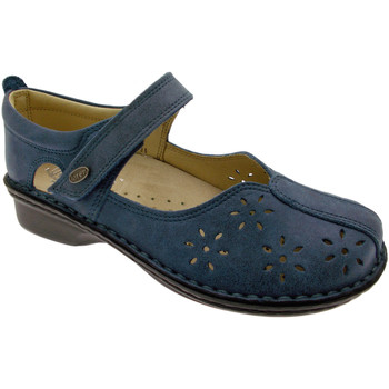 kengät Naiset Balleriinat Calzaturificio Loren LOM2313bl blu