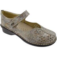 kengät Naiset Balleriinat Calzaturificio Loren LOM2313be blu