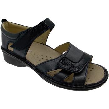 kengät Naiset Sandaalit ja avokkaat Calzaturificio Loren LOM2524bl blu