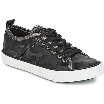 kengät Naiset Matalavartiset tennarit Guess JOLIE Black