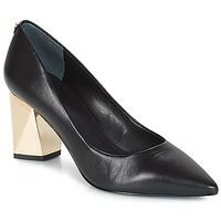 kengät Naiset Korkokengät Guess BAFI Black / Gold
