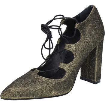 kengät Naiset Korkokengät Islo decolte oro glitter BZ215 Oro