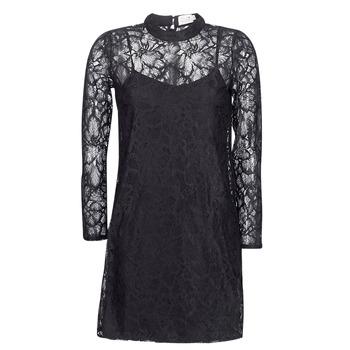 vaatteet Naiset Lyhyt mekko Molly Bracken ZEDEL Black