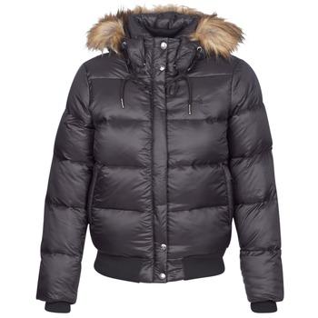 vaatteet Naiset Toppatakki Schott MAYDAY Black