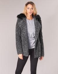 vaatteet Naiset Paksu takki Smash BATUATA Grey