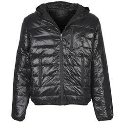 vaatteet Miehet Toppatakki Umbro DIAMOND-DOUDOUNE-NOIR-SCHISTE Black