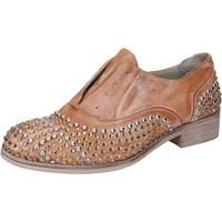 kengät Naiset Derby-kengät Onako BZ628 Ruskea