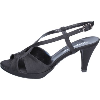 kengät Naiset Sandaalit ja avokkaat Calpierre Sandaalit BZ739 Musta
