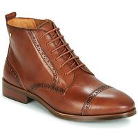 kengät Naiset Bootsit Pikolinos ROYAL W4D Camel