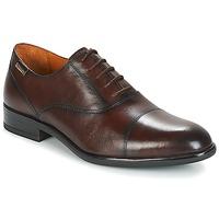 kengät Miehet Derby-kengät Pikolinos BRISTOL M7J Brown