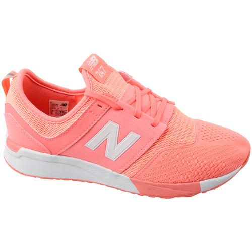 kengät Lapset Matalavartiset tennarit New Balance KL247C7G