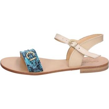 kengät Naiset Sandaalit ja avokkaat Calpierre Sandaalit BZ837 vihreä
