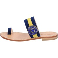 kengät Naiset Sandaalit ja avokkaat Calpierre Sandaalit BZ841 Sininen